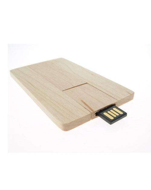 "USB Stick ""Holzkarte"""